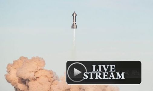 Starship launch LIVE stream: How to watch SpaceX launch SN10 live on YouTube today