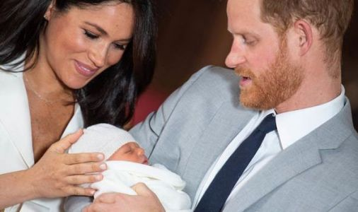 Meghan and Harry fans throw 'virtual baby shower' celebrating Archie's first Father's Day
