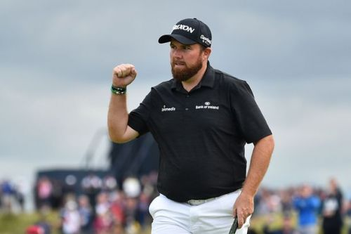 Shane Lowry blooper as Laura Davies backs 'British when he wins' star for glory at The Open