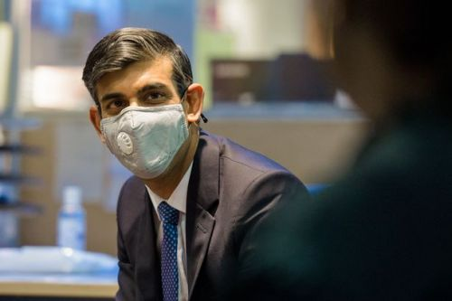 Families facing £94 hit as Rishi Sunak plans to add VAT to masks and other PPE