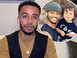 Aston Merrygold reveals 'rage' after son Grayson, two, was targeted with racial abuse by trolls