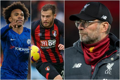 5 free agents Liverpool could consider for low-cost transfer window