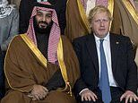Boris Johnson 'sent messages to Mohammed bin Salman over WhatsApp' prompting security concerns