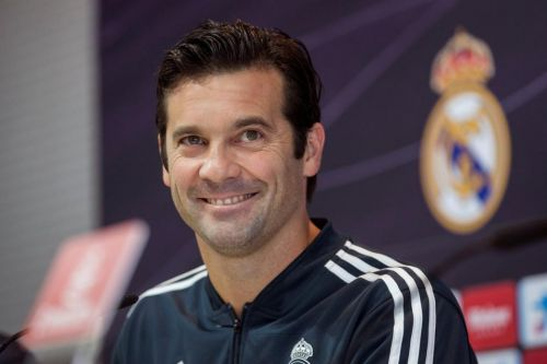 Real Madrid appoint Santiago Solari on surprise permanent deal until 2021