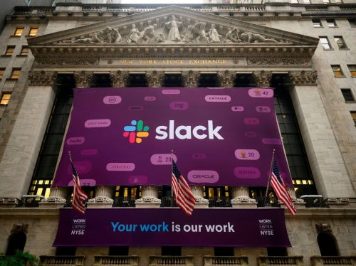 Salesforce targets Slack for $27.7 billion - What S&P's bid for IHS Markit means for the data market - Biden's plans for real-estate investing
