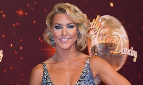 Strictly's Natalie Lowe talks replacing Bruno Tonioli as a judge in new series