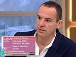 Money-saving expert Martin Lewis issues warning against new overdraft charges