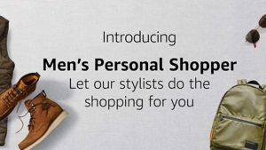 Amazon's $4.99 Personal Shopping Service Now Dresses Men, Too