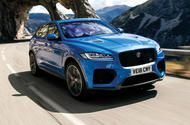 Nearly-new buying guide: Jaguar F-Pace