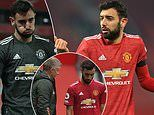 Does Bruno Fernandes go missing for Manchester United against the Big Six?