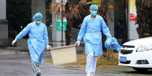 China confirmed that the deadly Wuhan virus sweeping the country can spread from human to human, increasing the risk of an epidemic