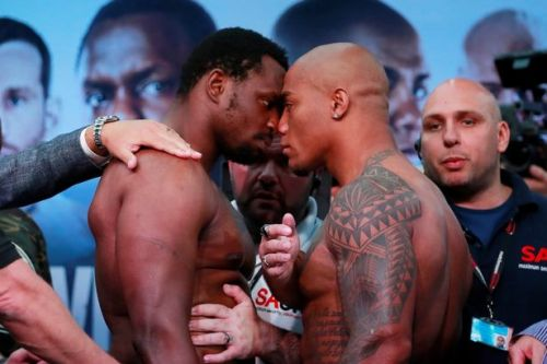 What channel is Dillian Whyte vs Oscar Rivas on tonight? Fight time, TV and live stream