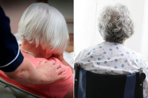Blind and deaf elderly woman is 'raped by 21-year-old worker' inside care home