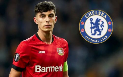"""When Chelsea sign Kai Havertz"" he will ""help them win titles in the Premier League"""""