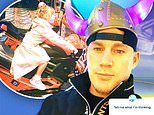 Channing Tatum and six-year-old daughter Everly enjoy some bonding in Las Vegas