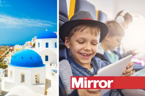 Kids can go free on flights to Greece for the summer holidays