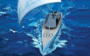 Ice Kite superyacht project to harness latest kite sail technology