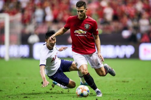 Manchester United rage with Ole Gunnar Solskjaer as Ashley Young makes squad ahead of Diogo Dalot