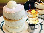 Gram Cafe & Pancakes jiggly souffle are now taking over Australian food sceneChatswood