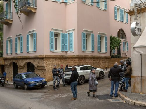Fugitive former Nissan CEO Carlos Ghosn is holed up in a blush-colored mansion in one of Beirut's most expensive districts after fleeing Japan, according to reports. Here's what Achrafieh is like