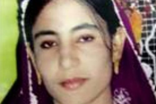 Man 'stones wife, 24, to death and dumps mutilated body' in 'honour killing'