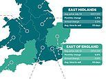 Property asking prices dip as homes for sale hit a 4-year high, says Rightmove