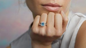 These are the biggest engagement ring trends for 2021