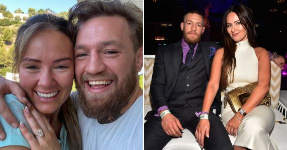 MMA fighter Conor McGregor announces engagement to Dee Devlin on his birthday