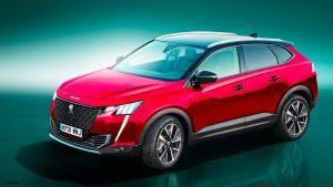 New Peugeot 3008 could morph into a coupe-SUV in 2022