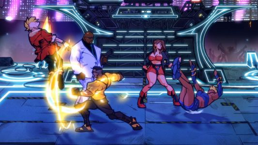"The Streets of Rage 4 release date you've seen isn't real - but it is ""releasing soon"""