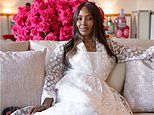 'I'm very happy to get to 50': Naomi Campbell says her milestone birthday was 'surreal and serene'