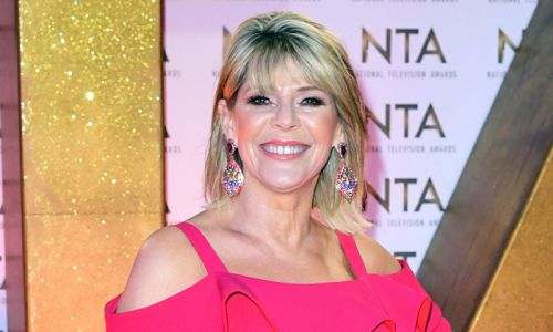 Ruth Langsford debuts long blonde hair in Strictly throwback