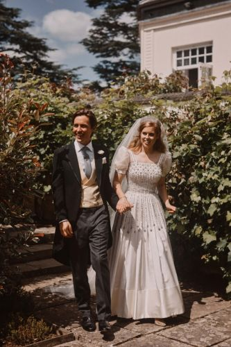 Royal Stepparents: From Princess Beatrice to Queen Noor
