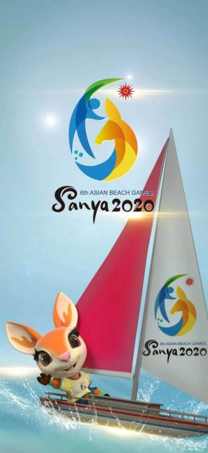 Sanya sets up 4 competition zones for 6th Asian Beach Games 2020