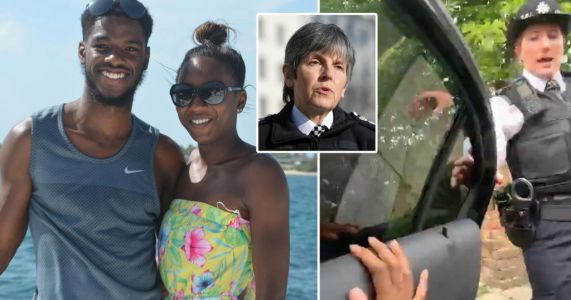 Met Police chief apologises to athlete Bianca Williams over stop and search