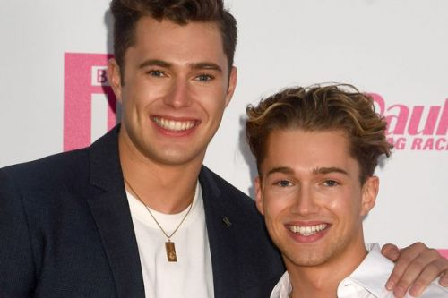 Curtis and AJ Pritchard challenge the nation to dance for the NHS