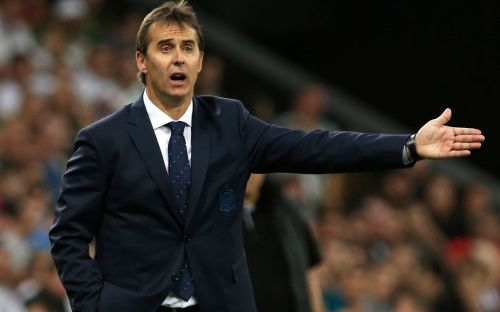 Julen Lopetegui sacked as Spain manager just one day before World Cup starts