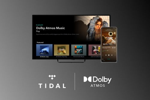 Tidal brings Dolby Atmos Music to compatible soundbars, TVs and streamers