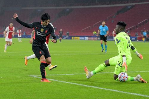 Video: Watch the goals and highlights from Ajax 0-1 Liverpool