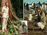 Prince Charles shares throwback of his conservation work after testing positive for coronavirus