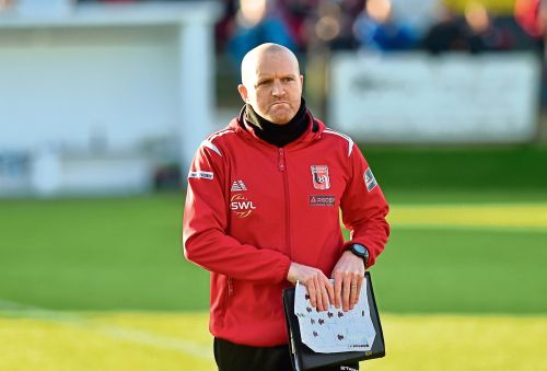 'No-brainer' to agree to put wages on hold - Inverurie Locos boss Andy Low