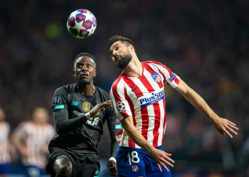 Video: Watch the highlights from Atletico Madrid 1-0 Liverpool
