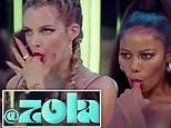 Taylour Paige and Riley Keogh star in trailer for Zola based on sex worker's viral Twitter thread