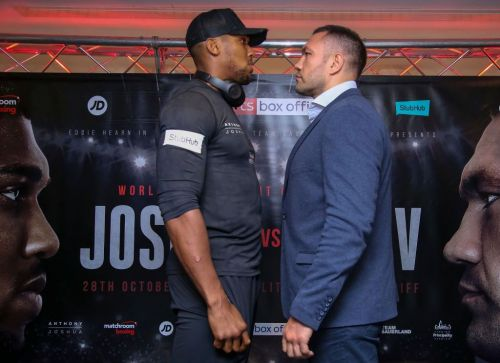 Anthony Joshua vs Kubrat Pulev postponed with new date 'being worked on'