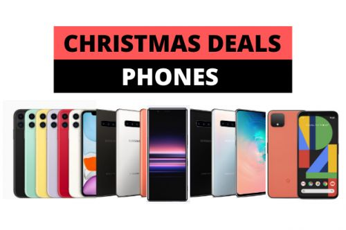 Best phone deals for December 2019 - offers from EE, O2, BT Vodafone, Three and Tesco Mobile
