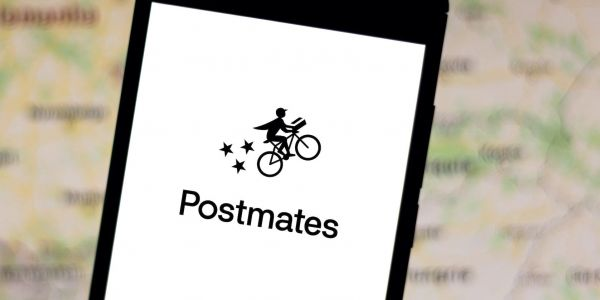How to change your password on Postmates by entering a phone number