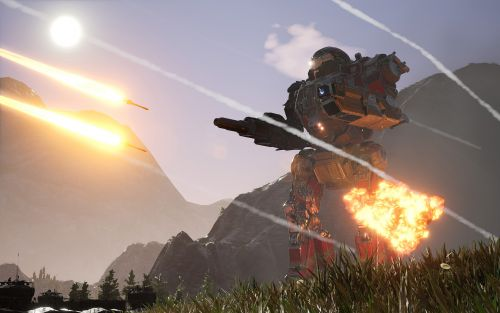 MechWarrior 5: Mercenaries prepares for launch with a flashy new trailer