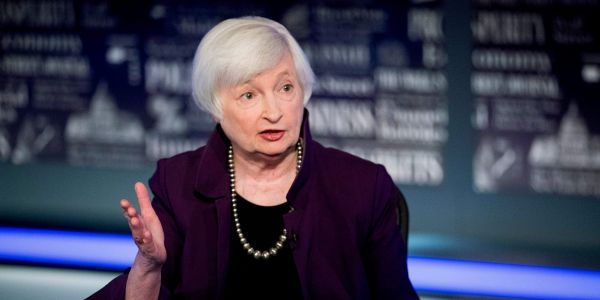 Biden will pick former Federal Reserve chair Janet Yellen to head the Treasury Department