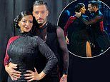 Strictly's Giovanni Pernice 'shuts down romance rumours with dance partner Ranvir Singh'