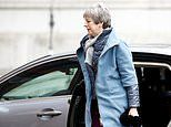 Theresa May hoping to put her Brexit deal up for a vote in the Commons for a THIRD time on Thursday